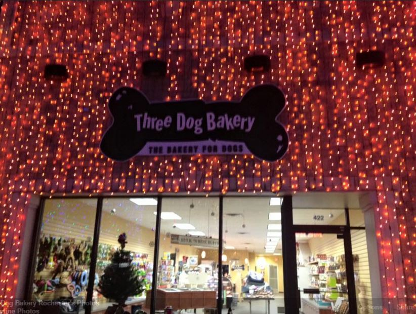 Downtown Rochester Three Dog Bakery