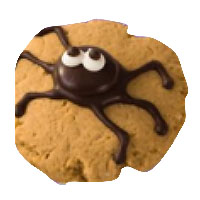 Creepy Crawly Cookie