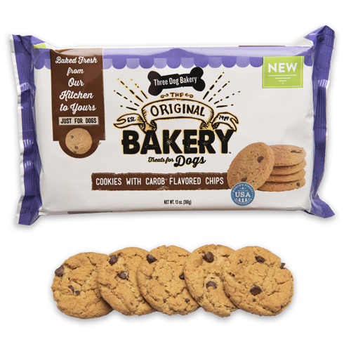 Taste Of Wild Dog Food >> Cookies with Carob Flavored Chips - Three Dog Bakery