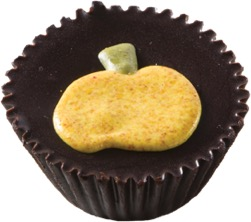 Peanut Mutter Cup – Grain Free with Pumpkin Decoration