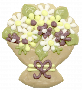 Bouquet Cookie -Cookies for Dogs