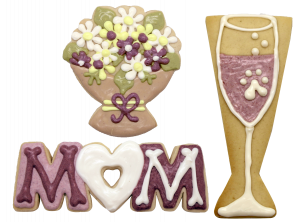 Moms Day Cookies- Cookies for Dogs